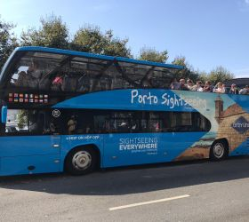 Porto Hop on Hop off - 48h