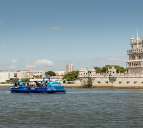 Boat Hop on Hop off + Belém e Castelo